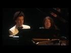 W. A. Mozart: Sonate C-Dur KV 521 für Klavier zu vier Händen (M. Argerich, J. Kissin, HD)