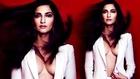 Sonam Kapoor-Boob-Nipples-For Vogue Photoshoot 2015