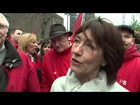 Belgians Rally Against New Government Austerity Measures