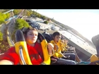 Six Flags Magic Mountain Scream POV HD