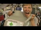 DIY X-MEN Making Ice Man palm mounted Liquid Nitrogen Freeze Blaster